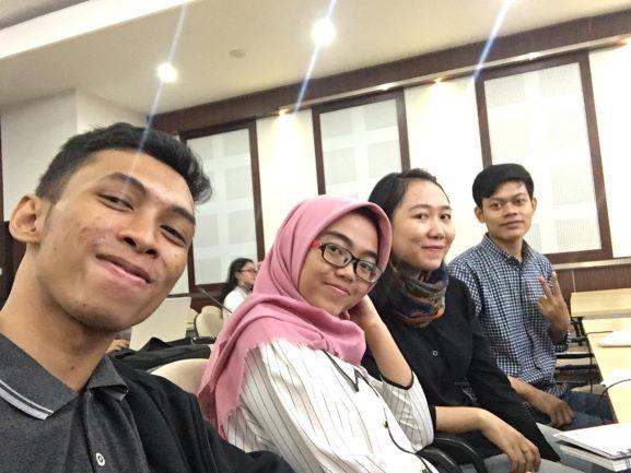 Pelaksanaan Pelatihan Digital Marketing