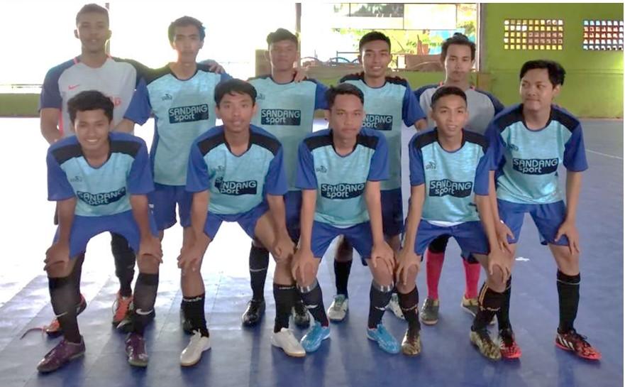 Tim UKM Kopma - Juara II Futsal Se DIY