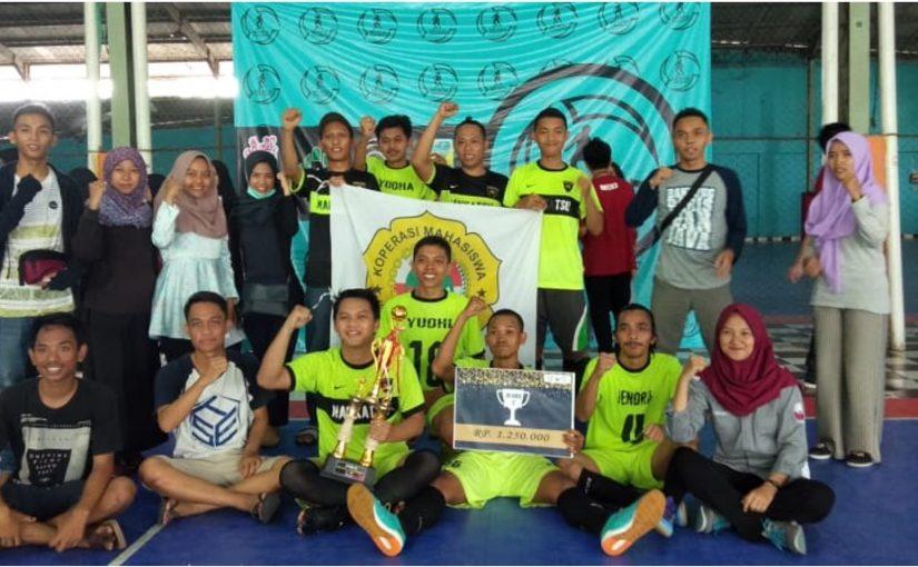 UKM Kopma - Juara II Futsal Se DIY