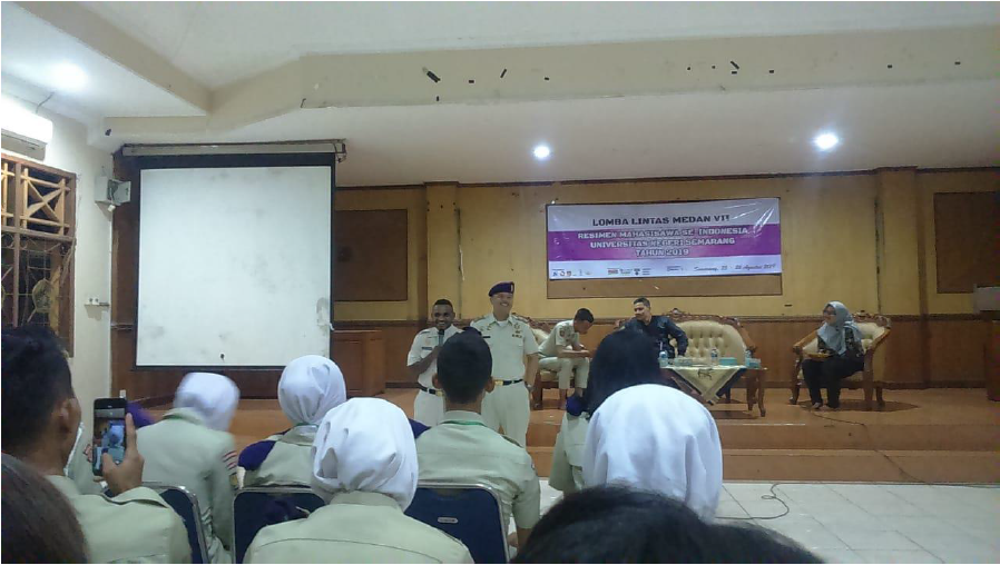 Technical Meeting dilasanakan di Ruang Khanthil Auditorium UNNES
